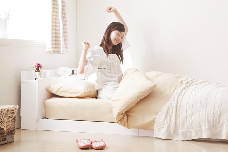 理想のベッドの完成!