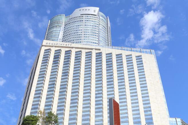 六本木ヒルズ森タワー・グランドハイアットホテル